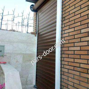 حفاظ کرکره برقی درب ورودی